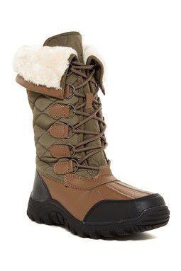 Natala Waterproof Faux Fur Lined Boot