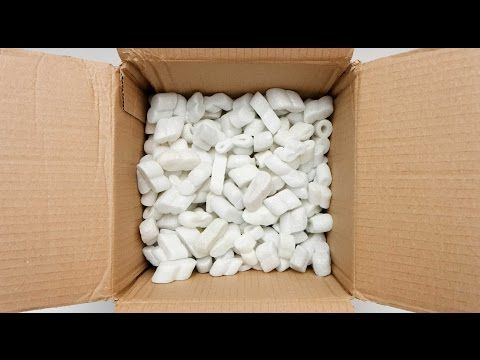 Packing Peanuts Can Be Used To Help Charge Batteries Faster