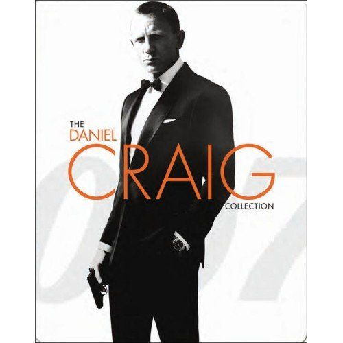 The Daniel Craig Collection James Bond 007 Limited Edition