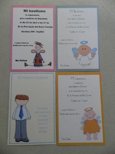 tarjetas comunion