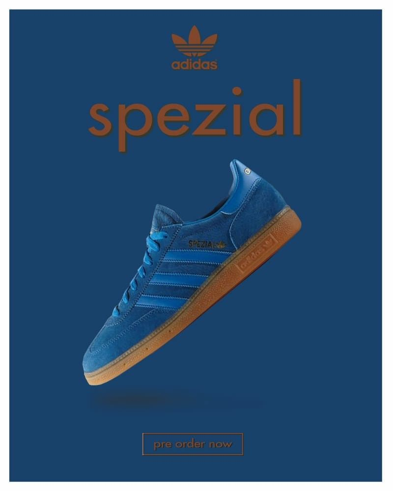 97570945da Nice adidas spezial advertising