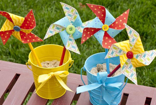 Pinwheels Parties Pinterest Paper Pinwheels Pin Wheels And