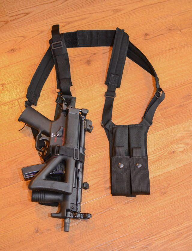 US Military Shoulder Holster Olive M1911 Colt Tactical Airsoft Pistol Holster