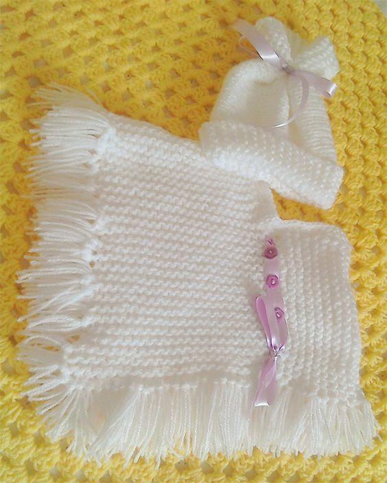 Boho Poncho Knitting Pattern