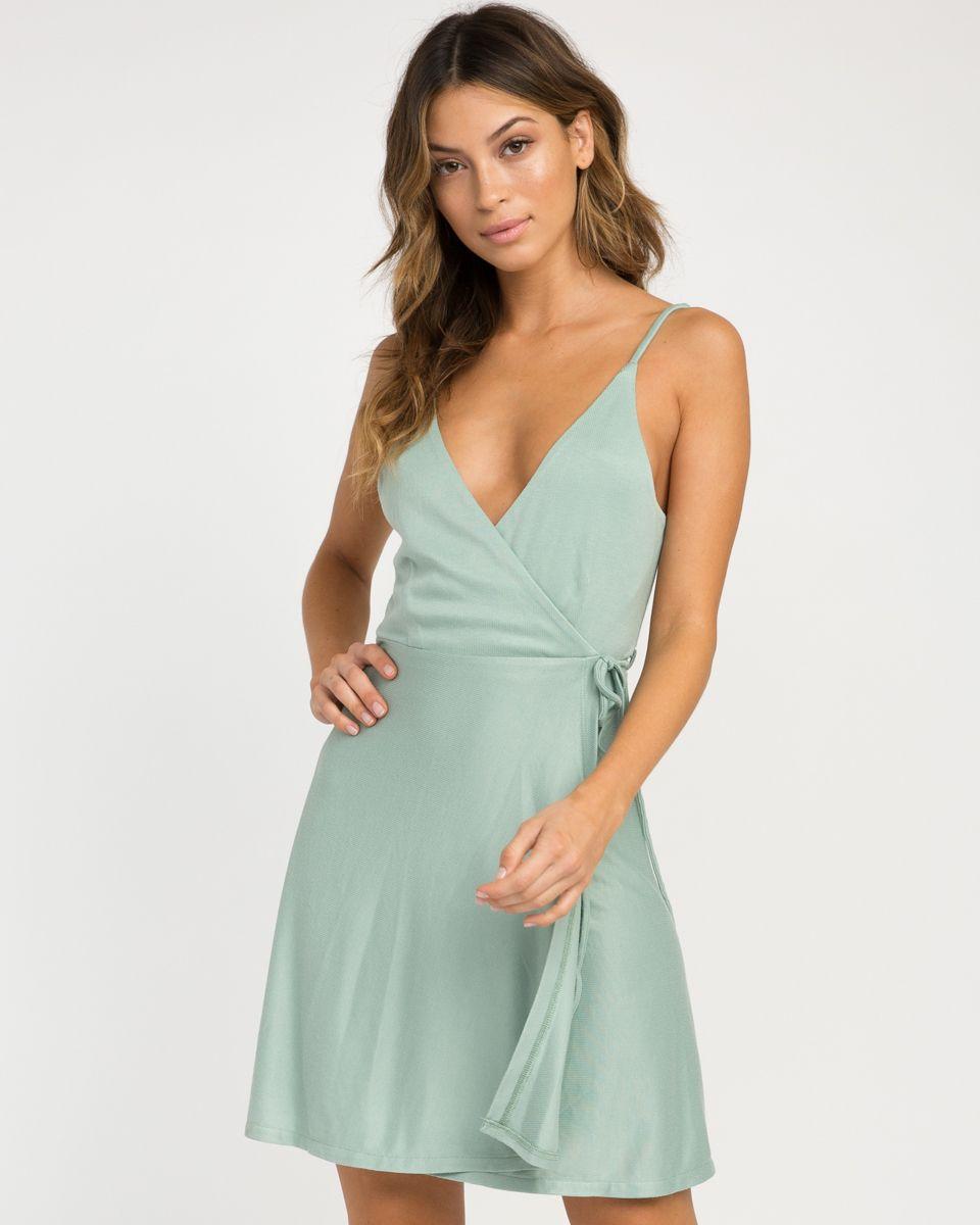 Kelso wrap dress dream closet pinterest tank dress wrap