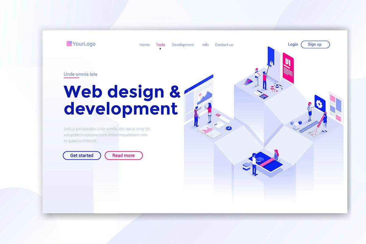 23 Best landing page education templates for August 2020