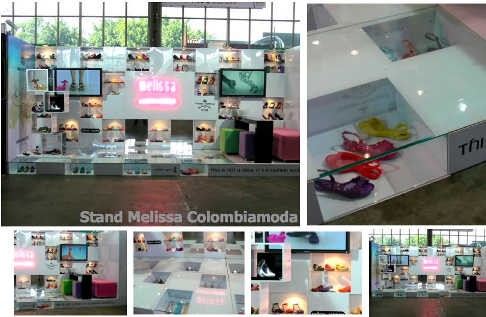 Stand Melissa plastic Dreams  Colombiamoda