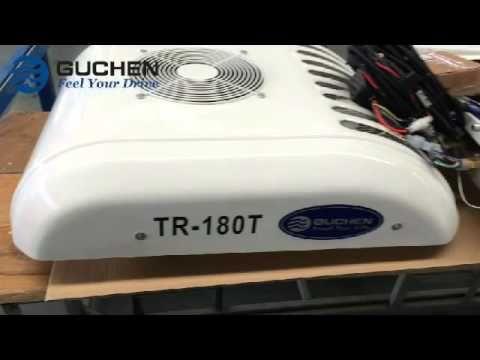 Guchen Small Refrigeration Units The Unit Van Rooftop