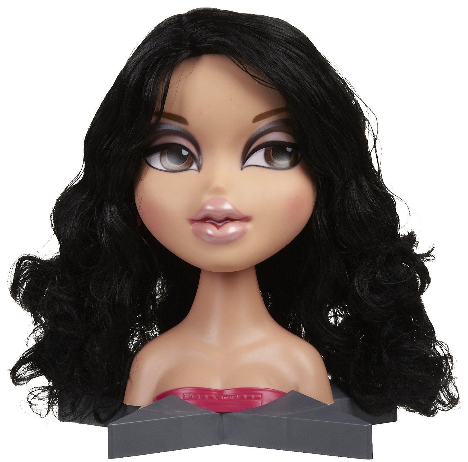 bratz styling head doll - Google Search | Bratz styling ...