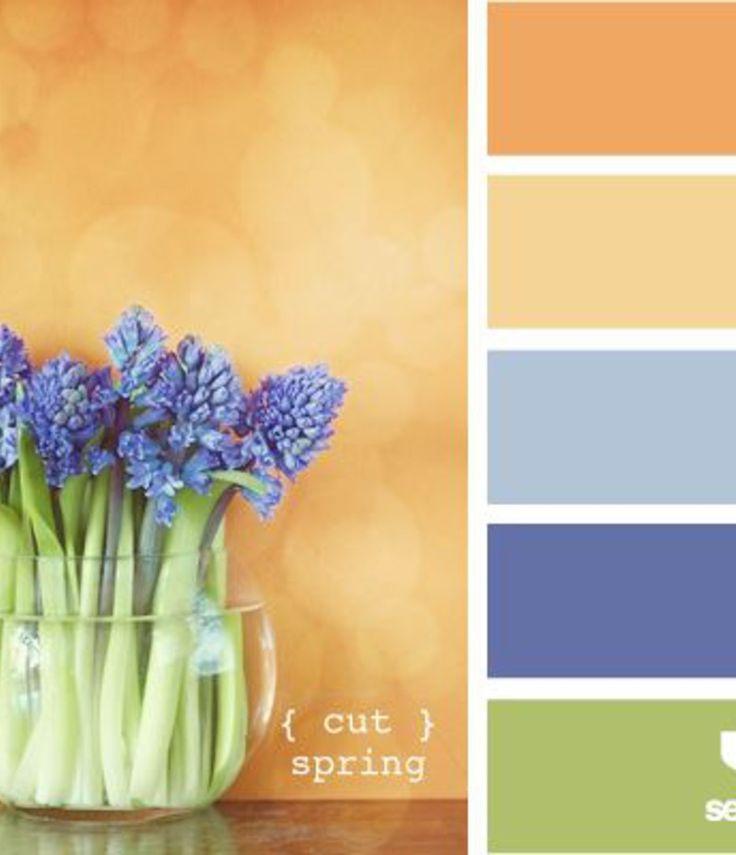 Farben, Idee Farbe Und