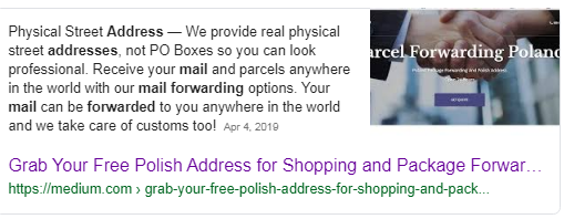 The Latest News For September 2019 You Need To Know On Parcel Forwarding Poland Small Changes Parcel Career Education
