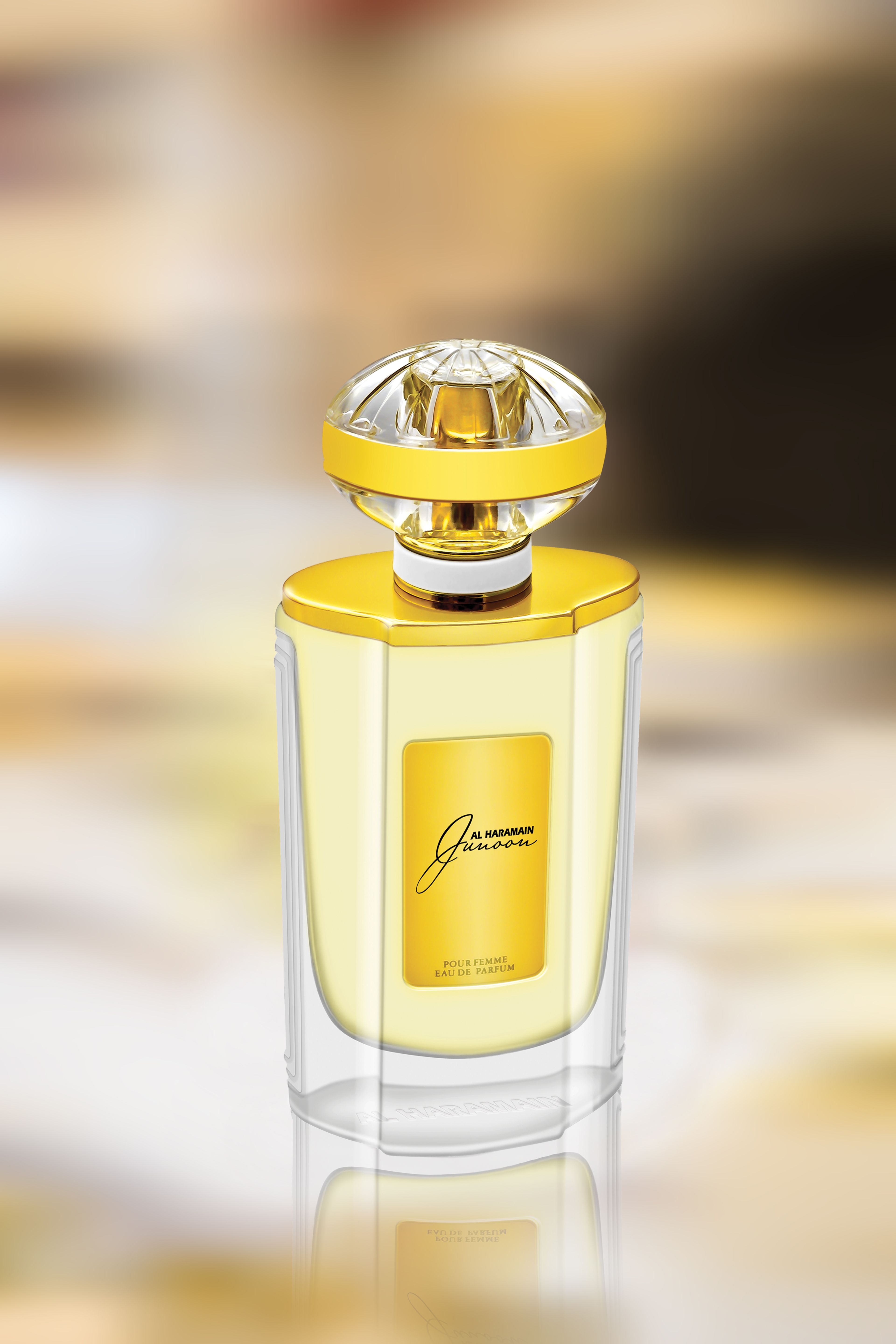 Al Haramain Junoon Eau De Parfum 100ml Bottle Taken On A Display Hermes 24 Faubourg Woman Edp 100 Ml Stand At Perfumes First Retail Store In The United Kingdom Green Street