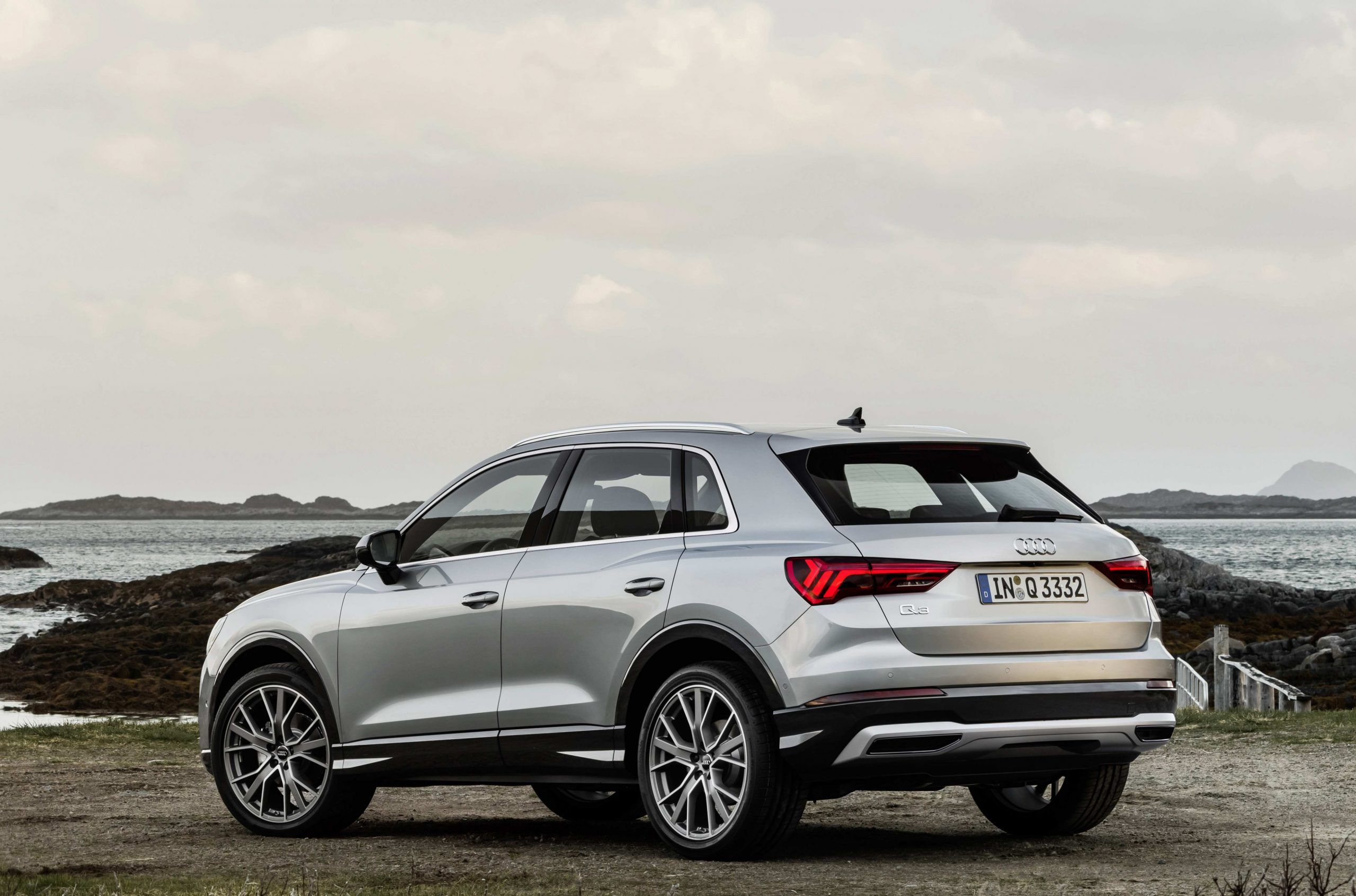 2020 Audi Q3 Usa  Launch