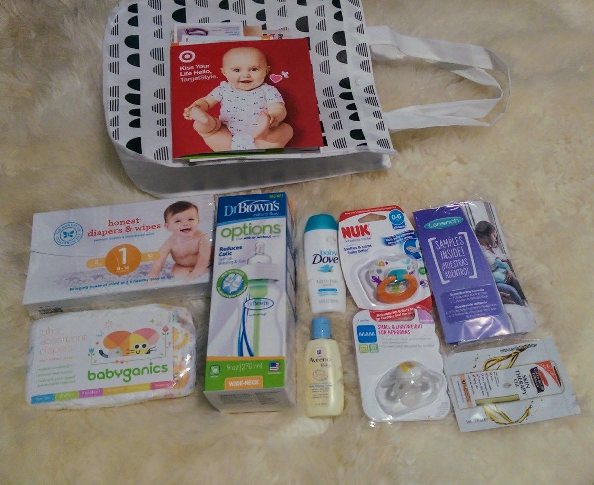 Target Baby Registry 2018 Free Gift Bag! Target baby