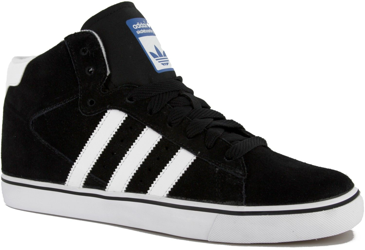 Adidas Skateboard High Shoes Green White