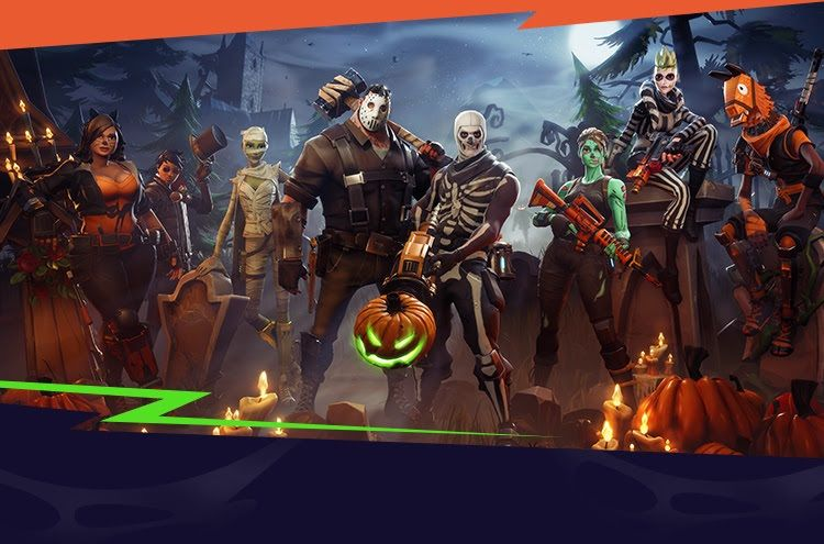 Conseguir Skins De Halloween Para Fortnite Battle Royale