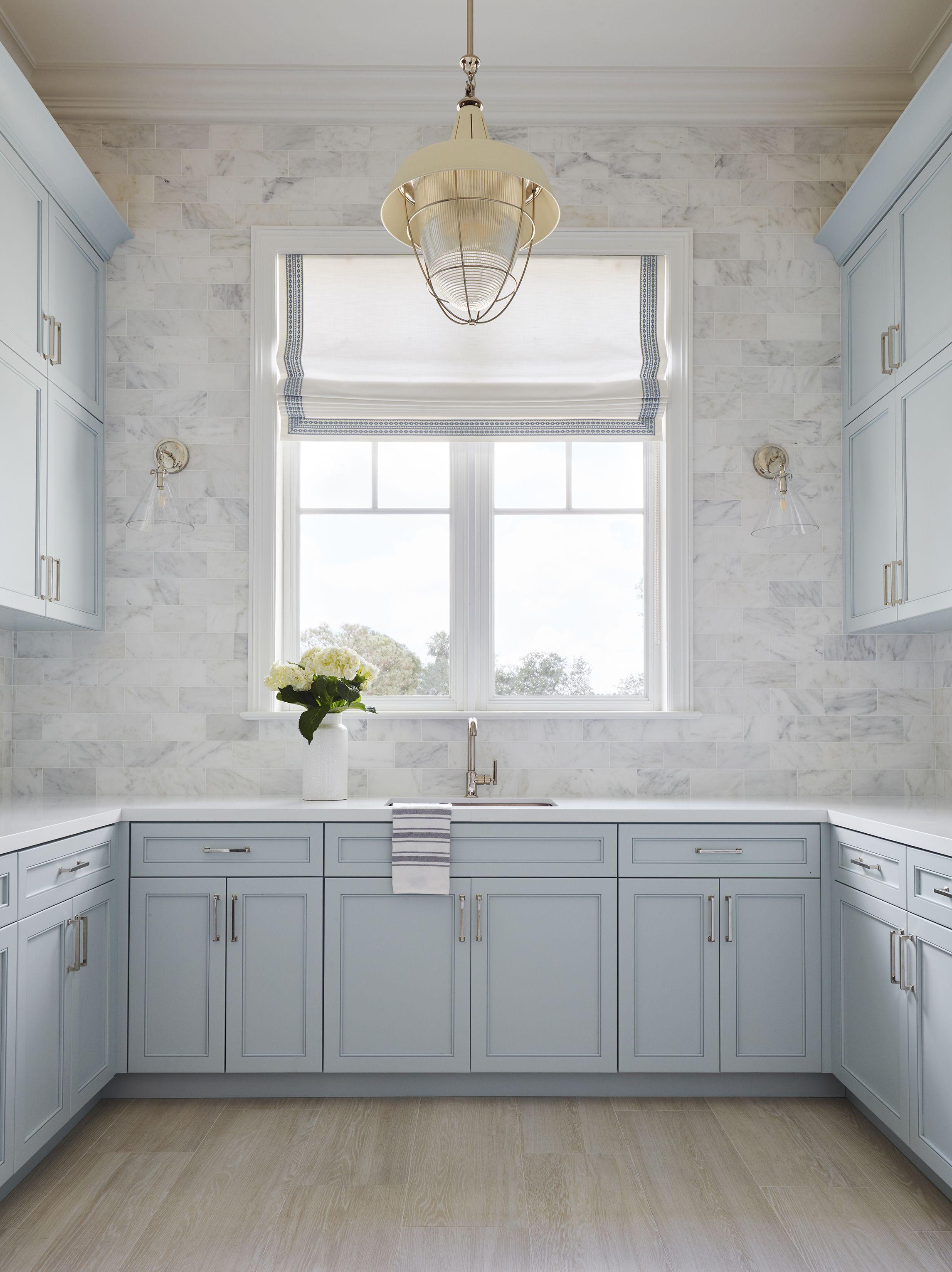 Laundry Resized 20mb Jpg Light Blue Kitchens Home Kitchen Marble