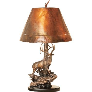 Big Sky Carvers Wapiti Lamp At Cabelau0027s