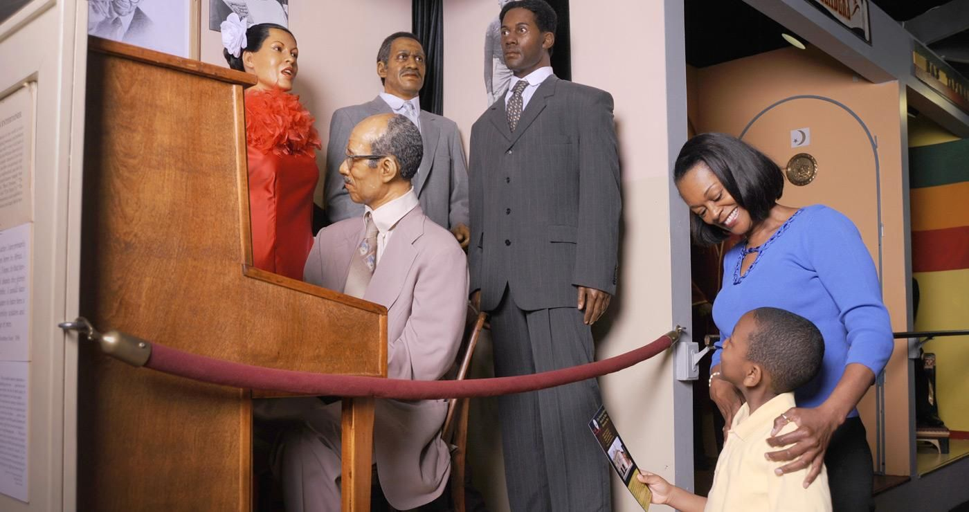 National Great Blacks In Wax Museum Historic Baltimore Pinterest