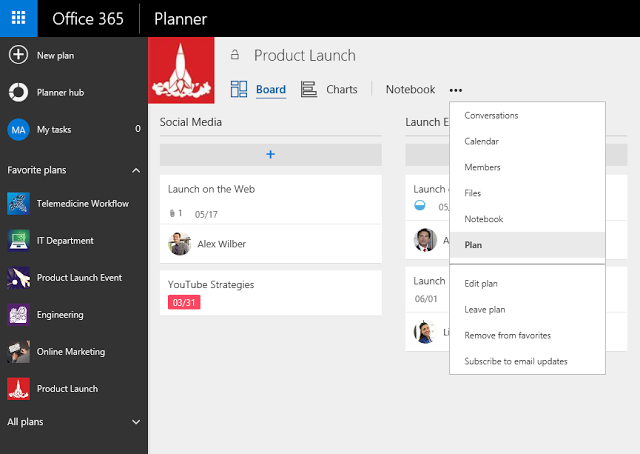 office planner software. 15 Things To Know About Microsoft Office 365 Planner - FluentPro Software Office Planner Software S