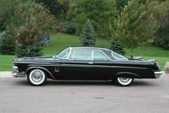 1962 Chrysler Imperial Chrysler Imperial Classic Cars Trucks