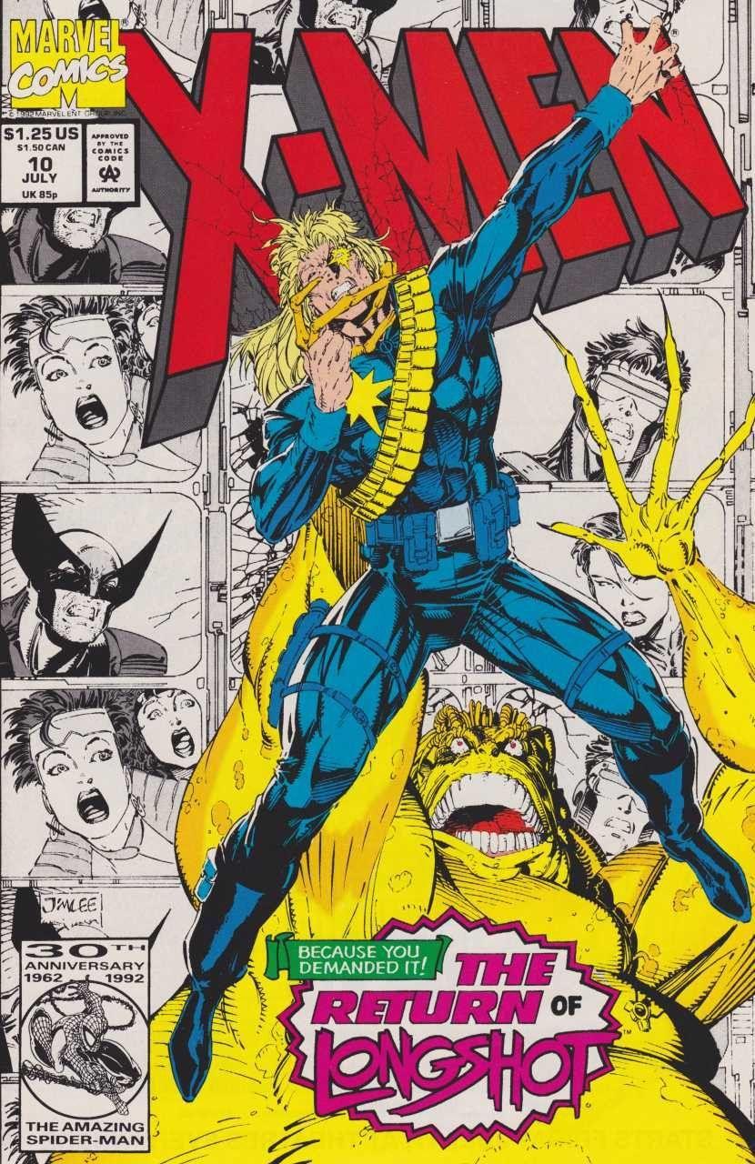 Marvel Comics X Men 1991 1 12 Set 1st Printing Vf Vf 12 Issues Total 4 1st Omega Red Jim Lee Cover Art Marvel Comic Books Marvel Comics Covers Comics