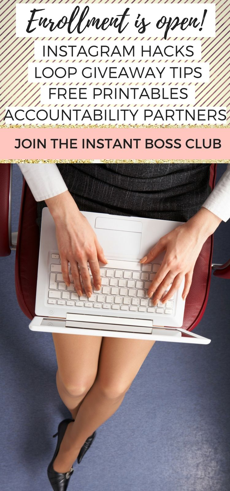 Join The Instant Boss Club, Where You Learn How To Make Money Through  Instagram