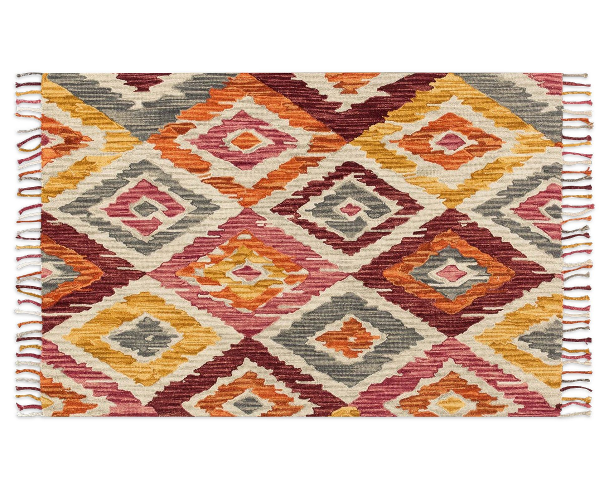 Magnolia Home Brushstrokes Sunset Rug Magnolia Home By