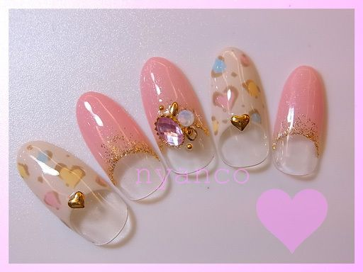 My Nail*の画像 | ♡東心斎橋ネイルサロンのNail Blog♡