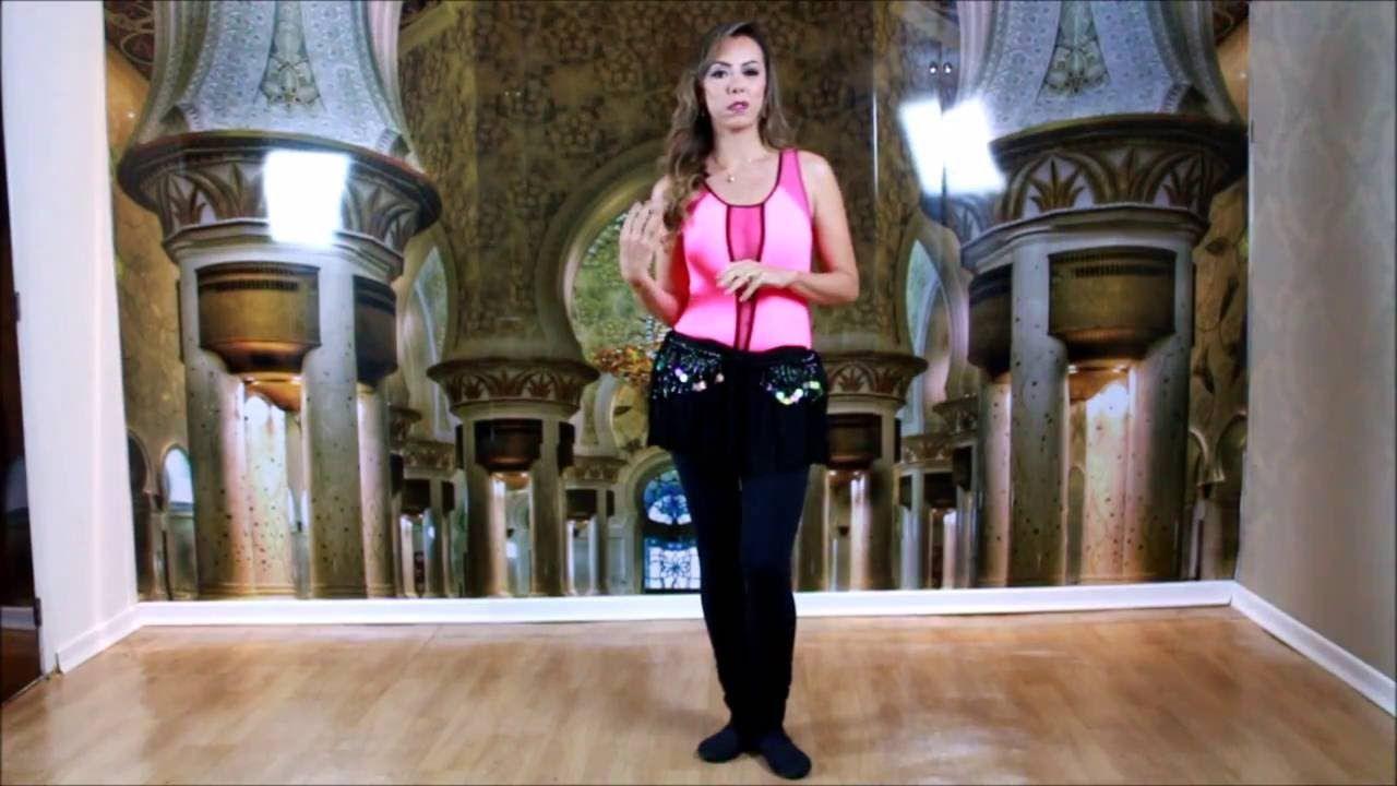 Sequência Dança do Ventre #19 | Dani Agnis Belly Master