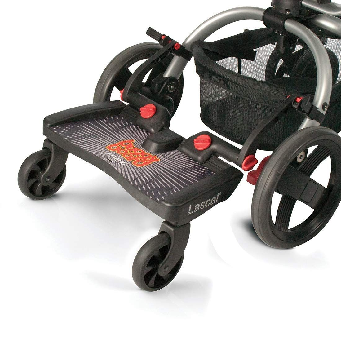 Lascal Maxi BuggyBoard, Compatible With 99 of Pushchairs