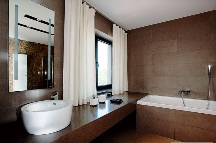 Brown Bathroom Designs brown grey bathroom floor tiles | ultimate bathrooms | pinterest
