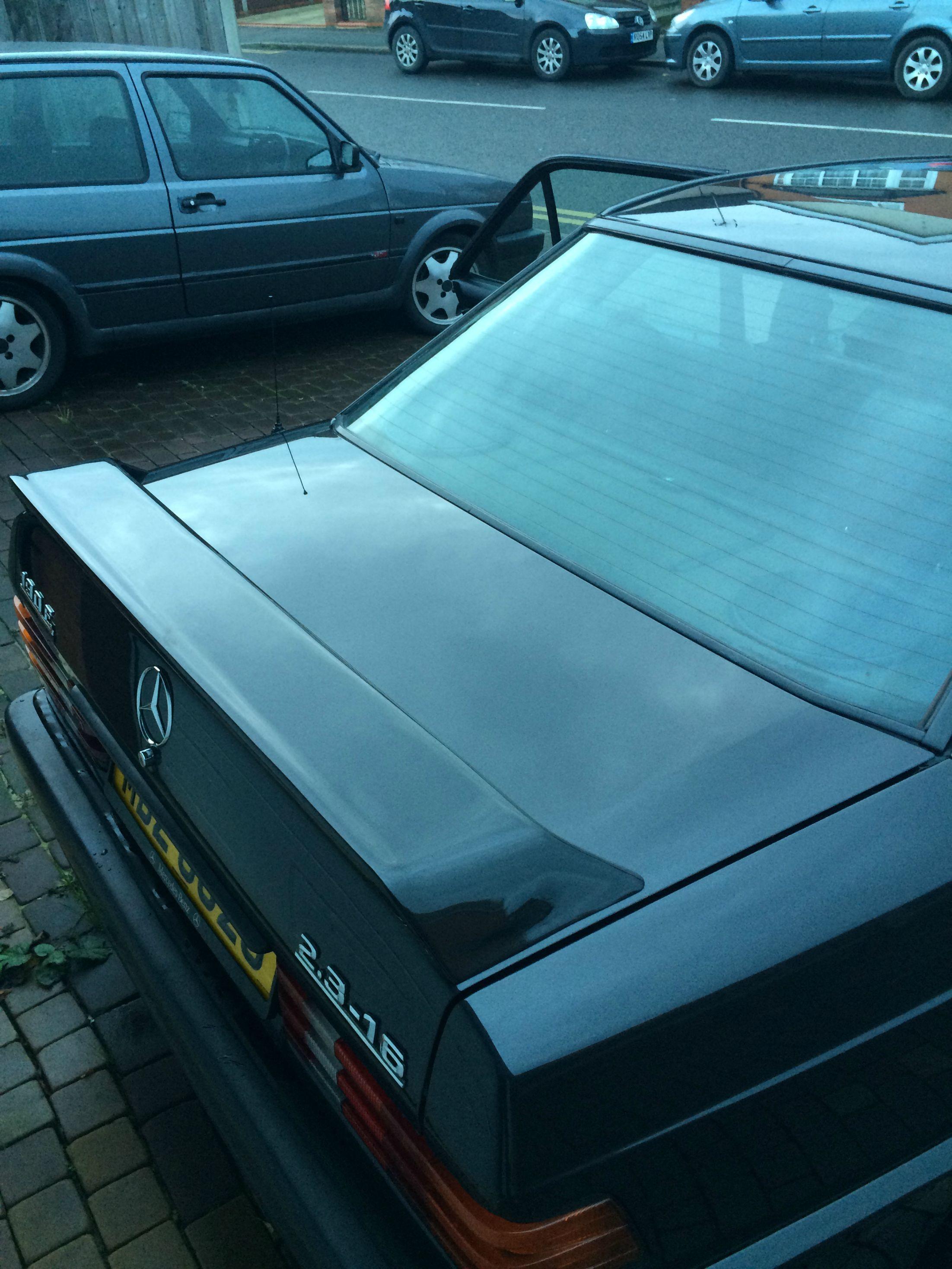 87 mercedes 190e cosworth 2316v milton keynes sold