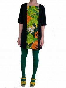 Rino: klänning med solrosor