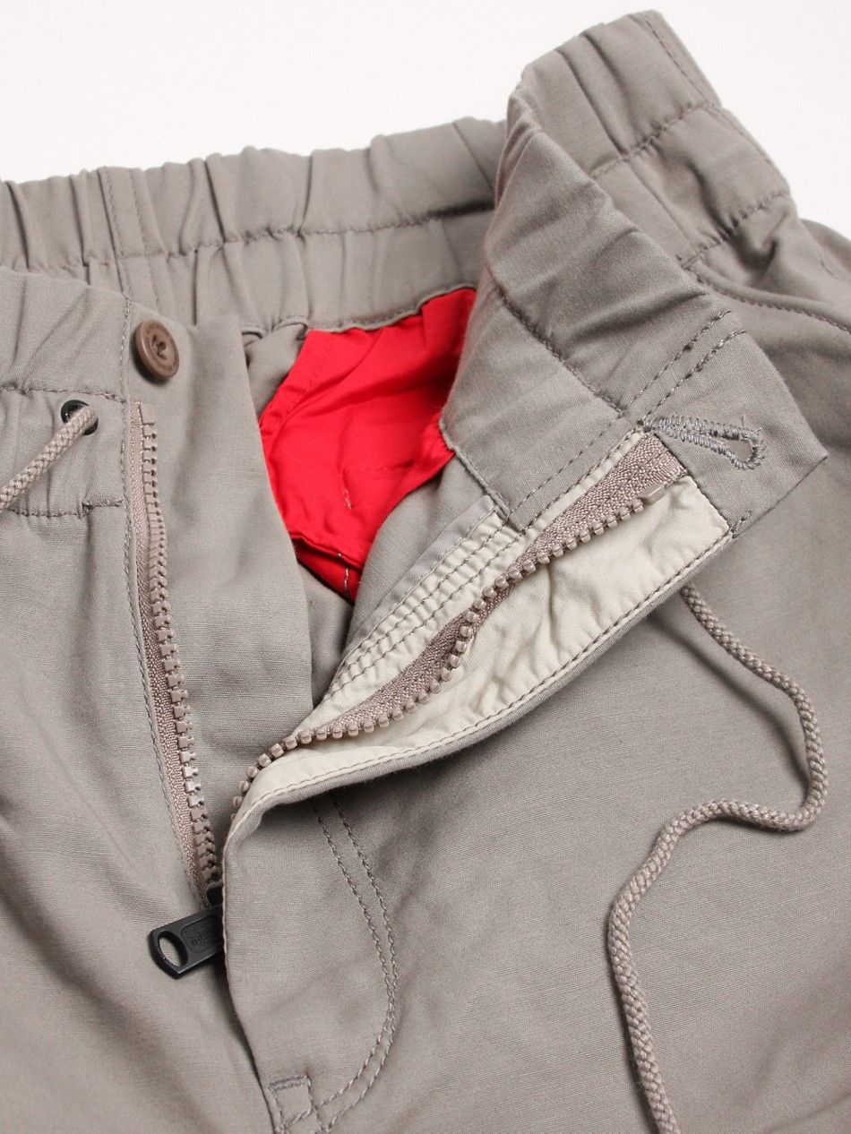2009AW VOYAGER EASY PANTS/C/P DOUBLE TWILL STRETCH