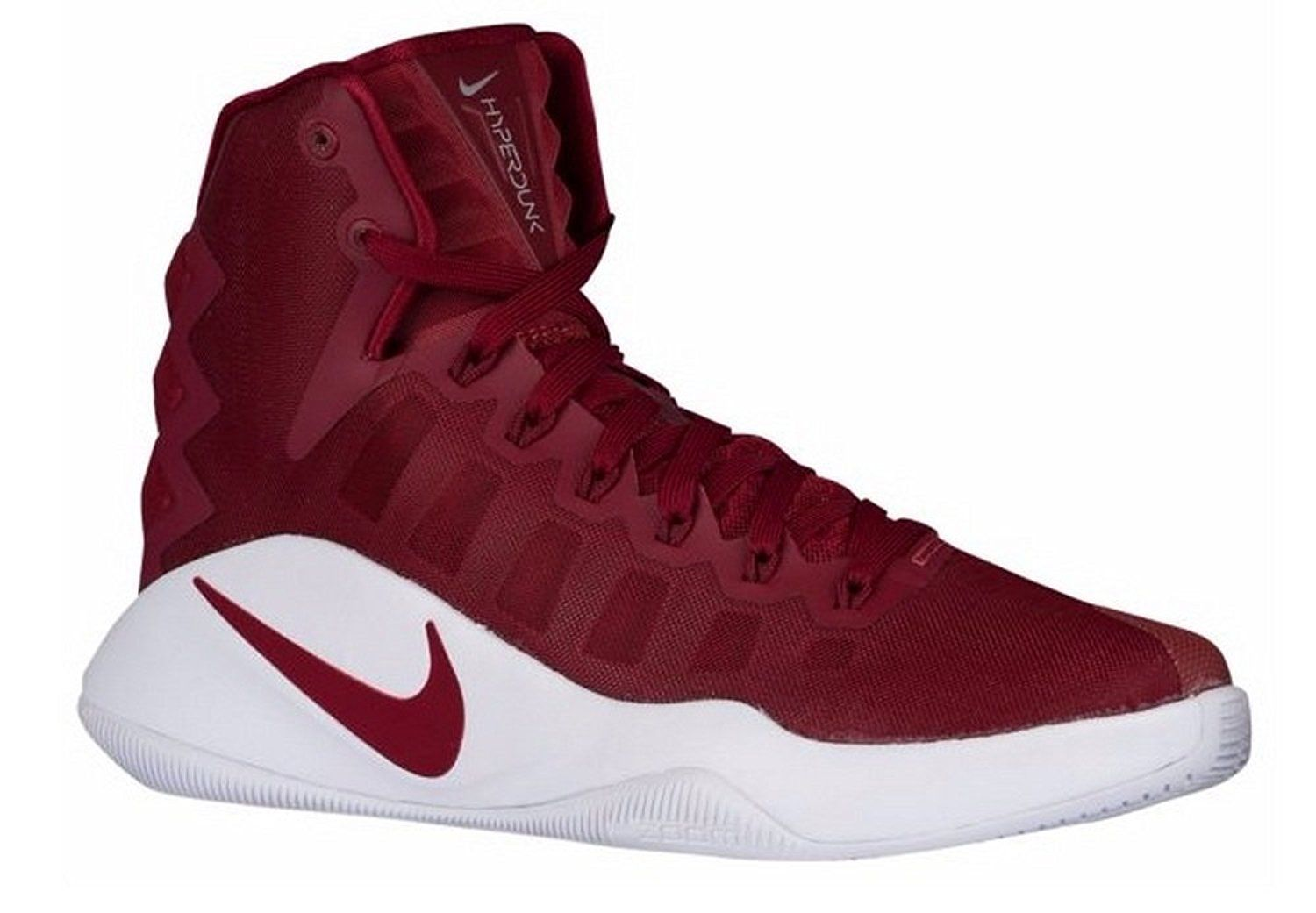 c4ea39f672d0 Women s Nike Hyperdunk 2016 TB Basketball Shoes Maroon 844391 661 Size 9      Quickly view this special product