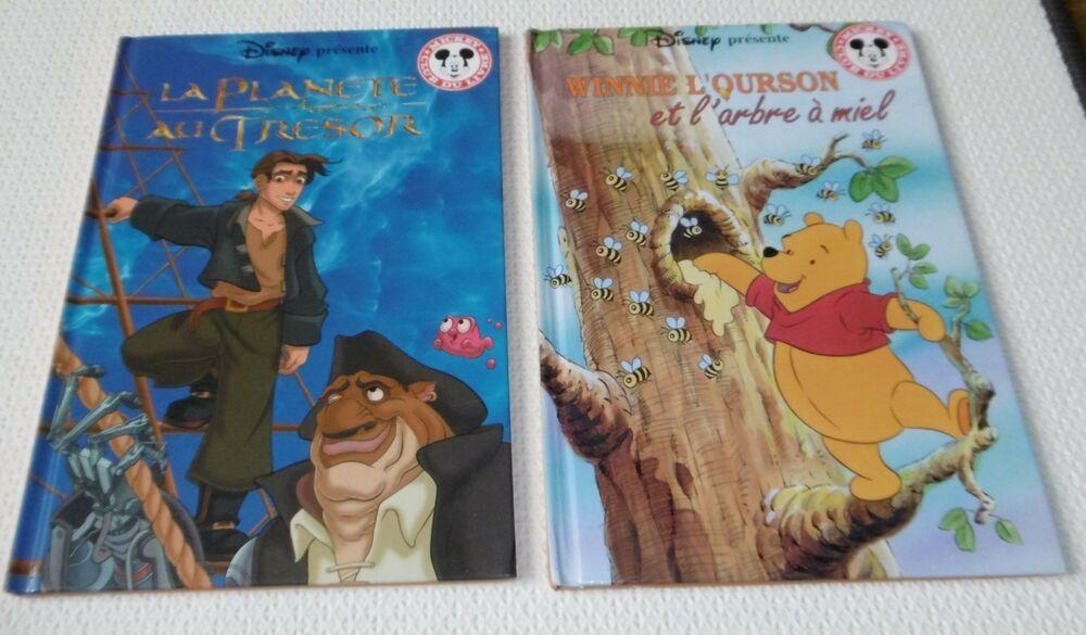 Livres La Planete Au Tresor Winnie L Ourson Et Arbre A