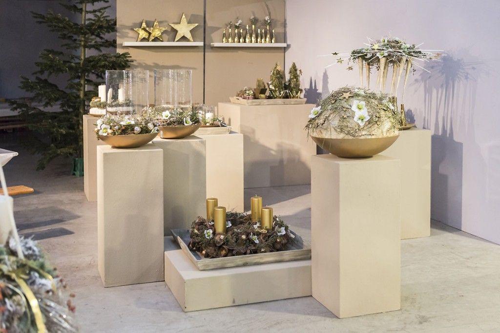 Bilder weihnachten nov 2014 willeke floristik for Raumdekoration ideen