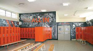 High School Locker Room Design palestencom