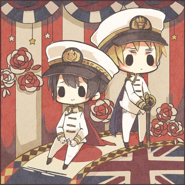 Japan & England