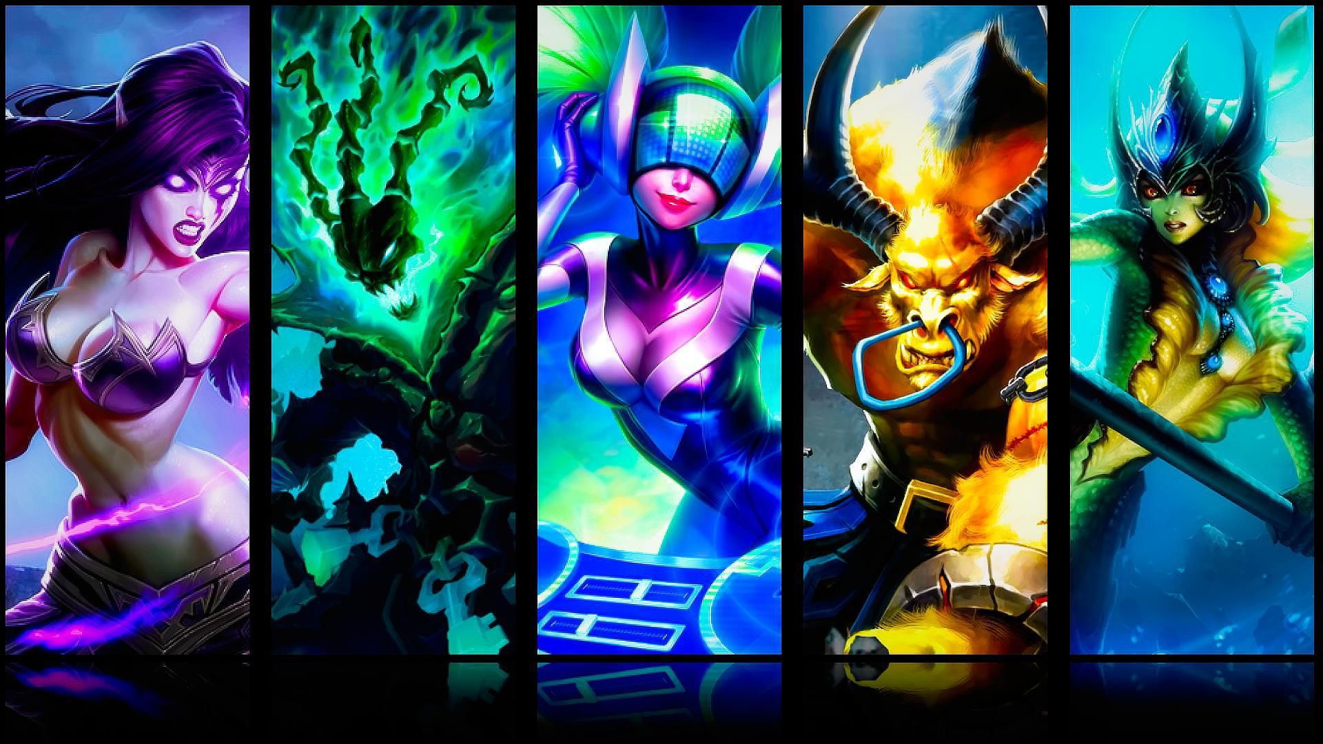 Our Pick Of The Top 5 Supports Within League Of Legends at l2pbomb  #leagueoflegends #support #sona #thresh #morgana #alistar #nami #l2pbomb  #riotgames