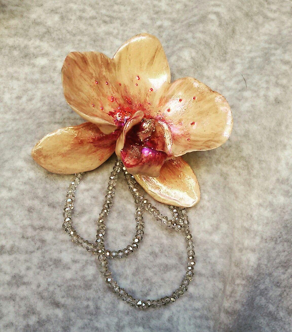 #vimade#resin#brook#realflower#phalenopsys#