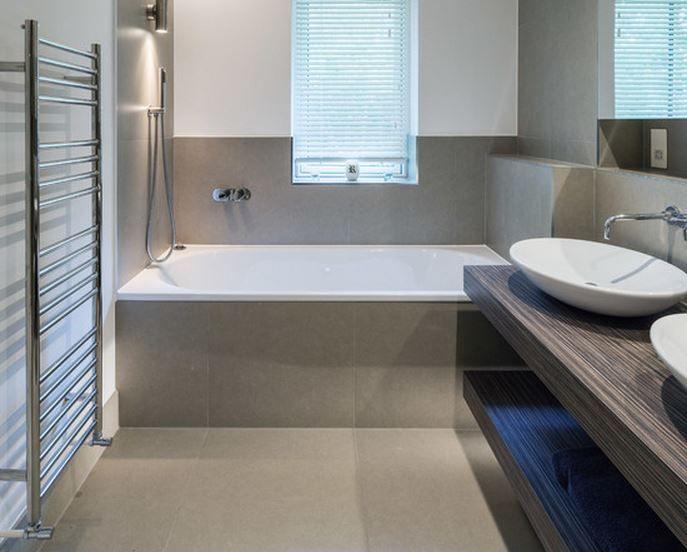 r sultats de recherche d images pour salle de bain 2017 gris - Salle De Bain Petite Et Moderne