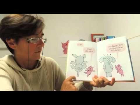 Reginald e Tina - Siamo in un libro! (Il Castoro) Lettura ad alta voce - YouTube