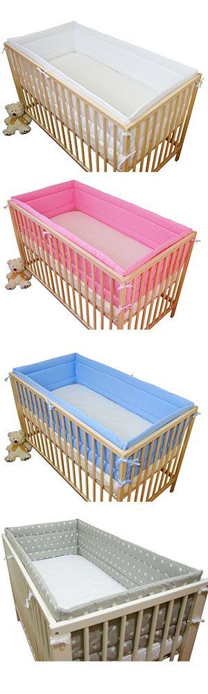 Nestchen 360x30 Bettumrandung Bettschlange Babyzimmer Bettnestchen Knotenkissen