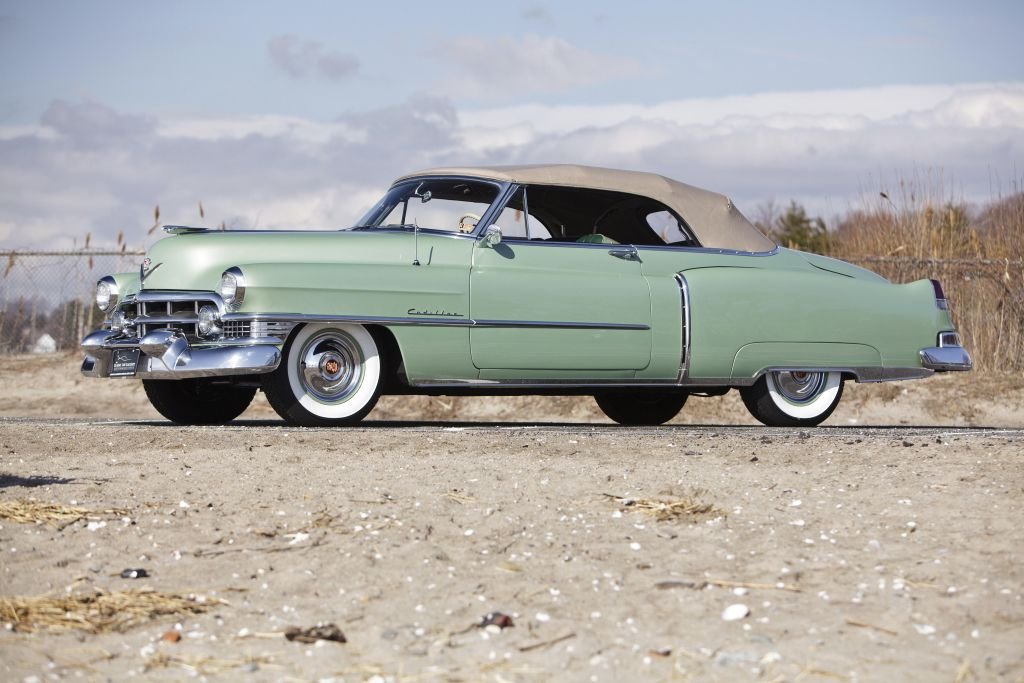 1951 Cadillac Sixty-Two Convertible (6267)