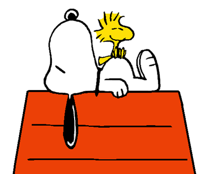 Snoopy and Woodstock are Friends | snoopy | Pinterest