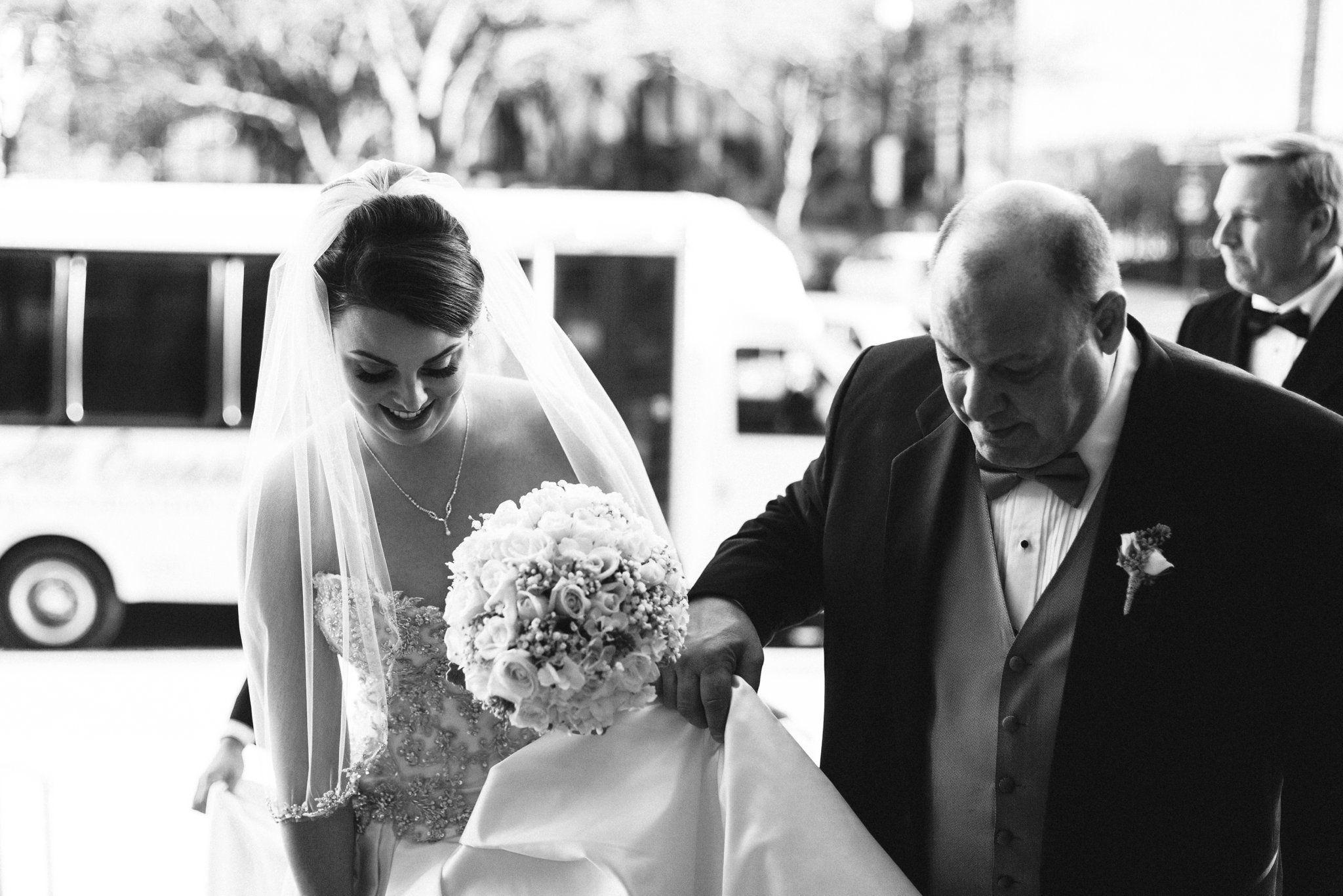 Shannon and robertus italian american community center wedding
