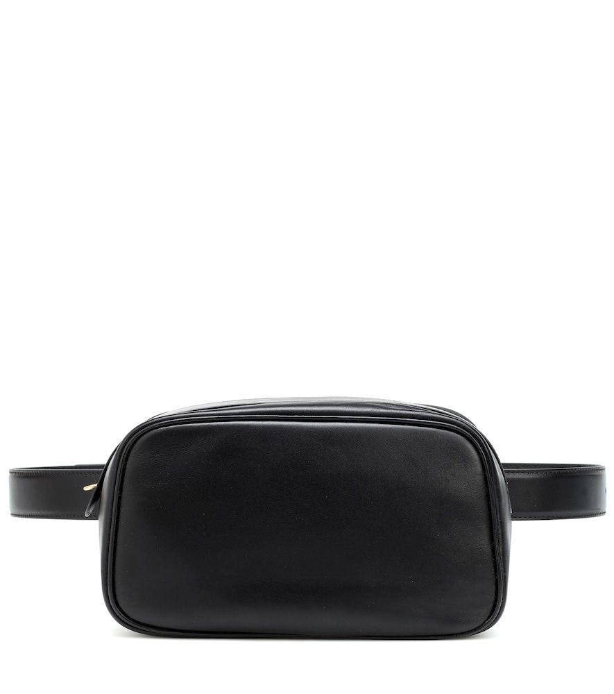 30b2185fc518 The Row - Leather belt bag - Possibly the most versatile accessory of the  season