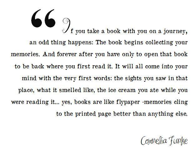 The Magic Of Reading Cornelia Funke Quote